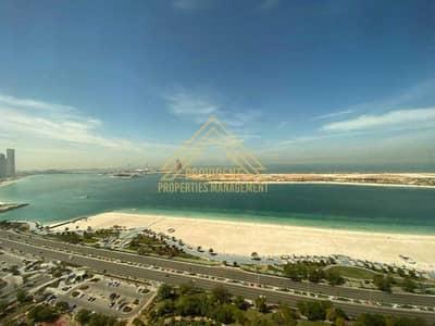 شقة 5 غرف نوم للايجار في منطقة الكورنيش، أبوظبي - شقة في وايف تاور منطقة الكورنيش 5 غرف 249999 درهم - 5332404