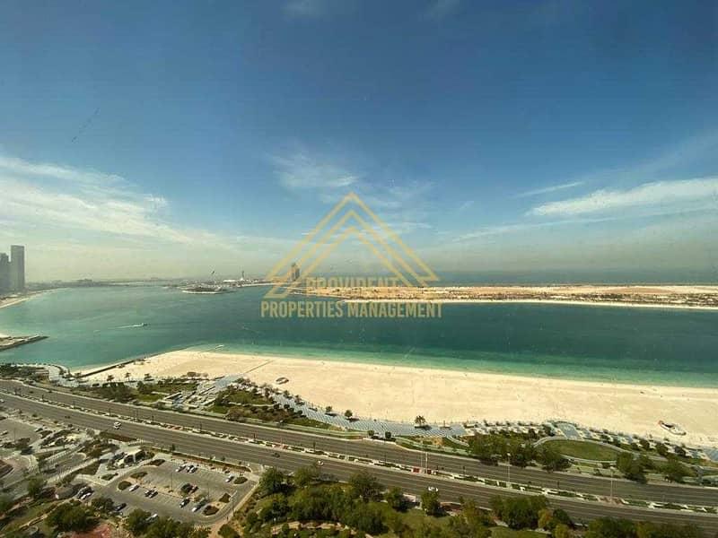 Spacious 5BR With Amazing Sea & City Views