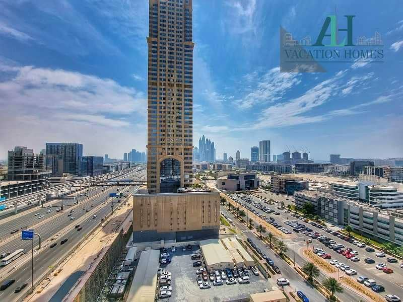 20 Brand New - Fully Serviced - City View