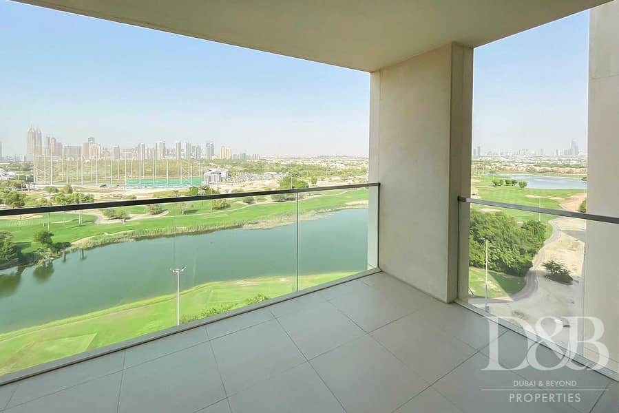 Vacant | Full Golf Course View | Balcony