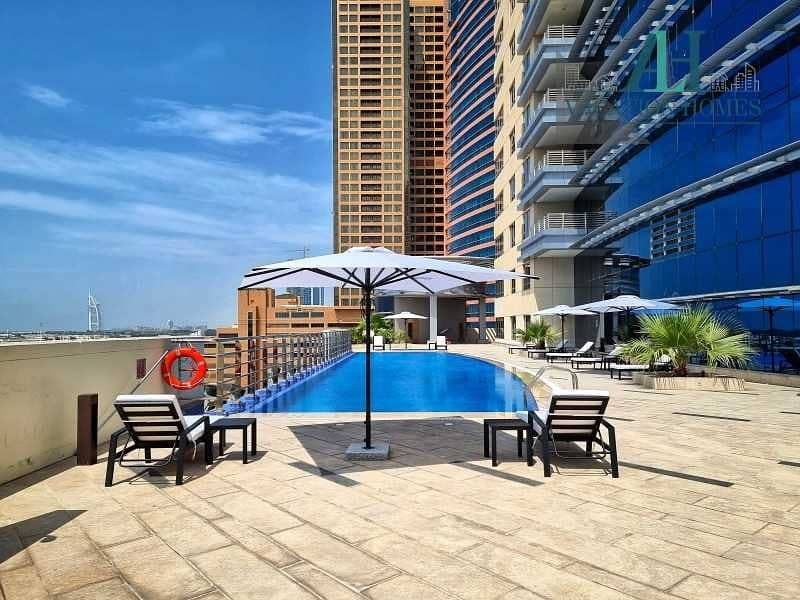 27 Brand New - Sea View - Fully Serviced