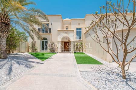 6 Bedroom Villa for Sale in Arabian Ranches, Dubai - VACANT Type13   corner unit  Full golf course view