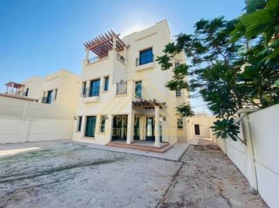 فیلا 6 غرف نوم للايجار في شارع السلام، أبوظبي - فیلا في بلوم جاردنز شارع السلام 6 غرف 310000 درهم - 5329854