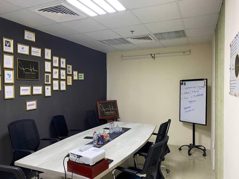 مکتب في آي تي بلازا واحة دبي للسيليكون 669350 درهم - 5332735