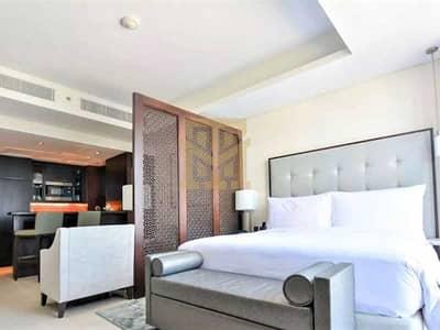 Studio for Rent in Downtown Dubai, Dubai - Fully Furnished Studio| All Bills Inclusive  | Luxury Living