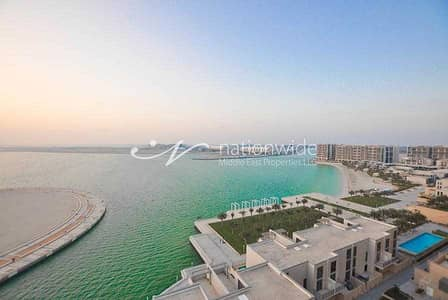 4 Bedroom Penthouse for Sale in Al Raha Beach, Abu Dhabi - Exclusive Penthouse Combined With Unique Sea View