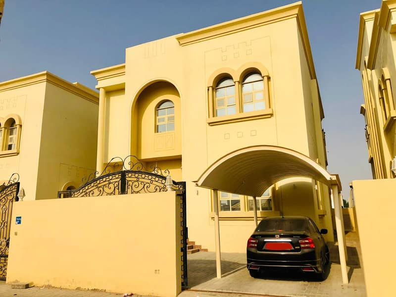 Outstanding 5 Master Bedrooms Villa With Yard