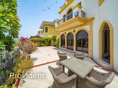 6 Bedroom Villa for Rent in Palm Jumeirah, Dubai - Vacant Now | 6 Bedroom | Atrium Entry 2 | G+2