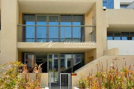 فیلا 3 غرف نوم للبيع في شاطئ الراحة، أبوظبي - A Modern Townhouse With Timeless Elegance