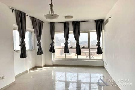 فلیٹ 1 غرفة نوم للايجار في أبراج بحيرات الجميرا، دبي - Private Garden!   Vacant   1140 Square Foot