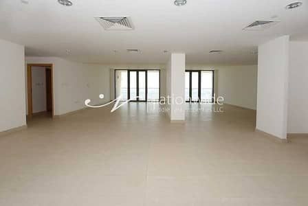 4 Bedroom Penthouse for Sale in Al Raha Beach, Abu Dhabi - Live Comfortably In This Modern & Bright Penthouse