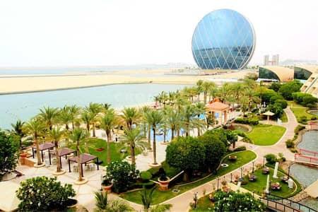فیلا 3 غرف نوم للايجار في شاطئ الراحة، أبوظبي - Furnished Serviced Beach Villa