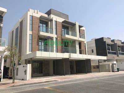 5 Bedroom Townhouse for Rent in Jumeirah Village Triangle (JVT), Dubai - No Commission   European Style  Landscaped