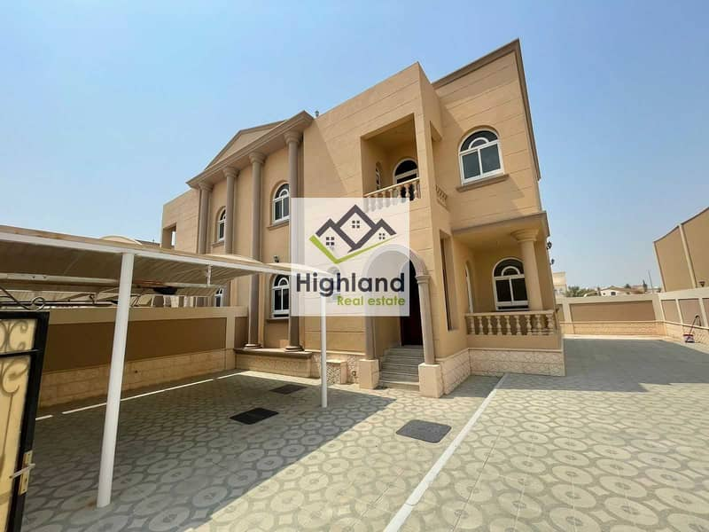 Ready to Move in 5 Bedroom Villa in a Compound located at MBZ