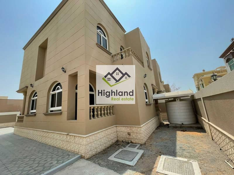 2 Ready to Move in 5 Bedroom Villa in a Compound located at MBZ