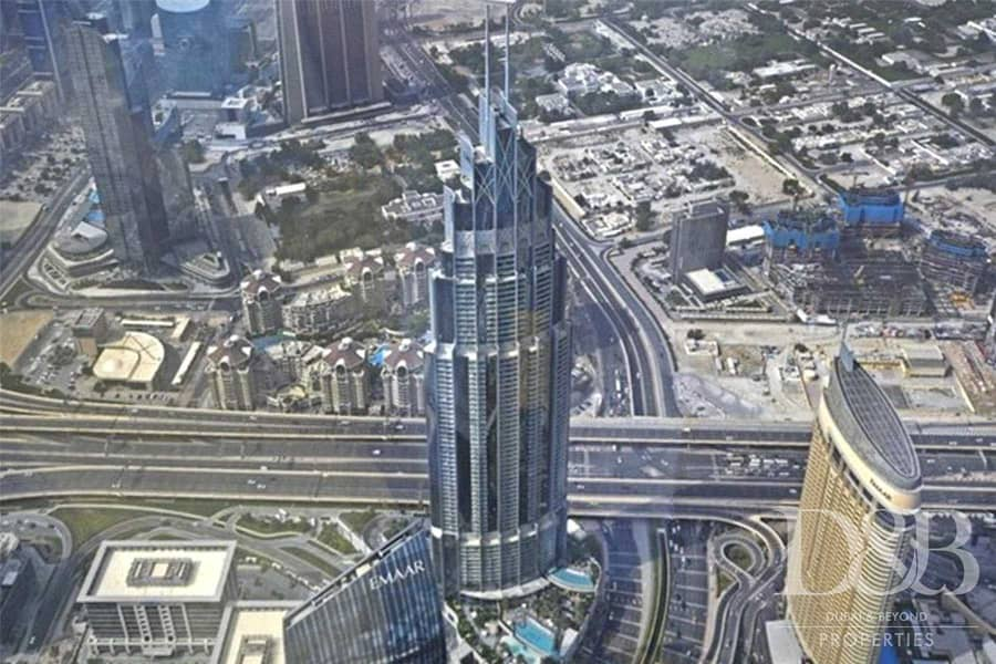 2 Large Office space at the Top-Burj Khalifa