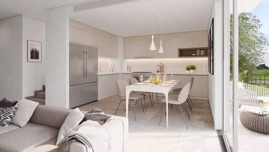تاون هاوس 4 غرف نوم للبيع في المرابع العربية 2، دبي - 4BR Plus Maid | Type 1E | Large Plot | Corner