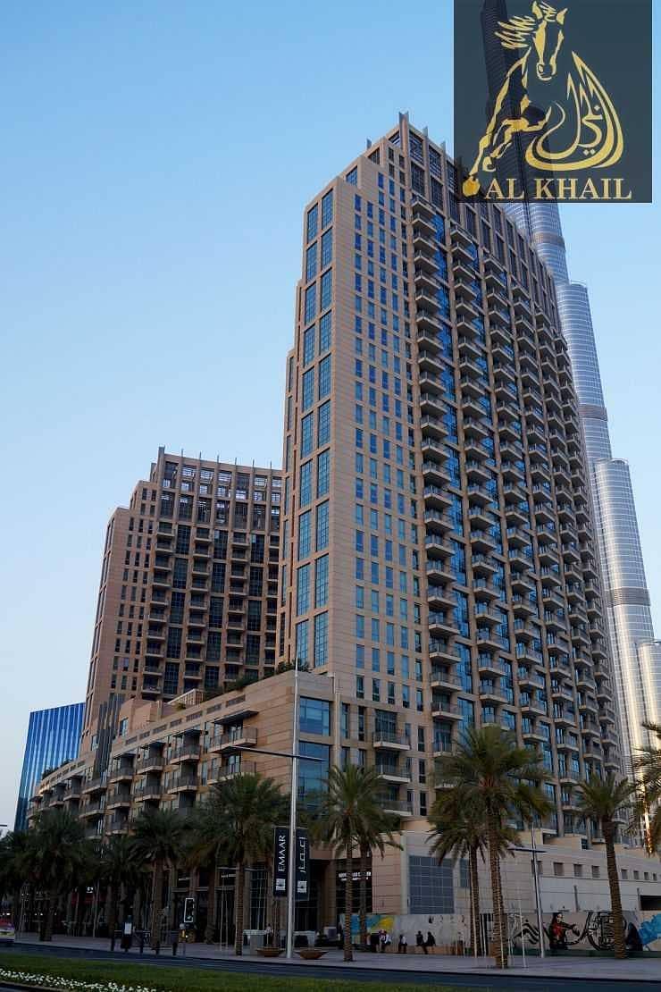 2 Elegant 2 BR Apartment in Downtown Dubai Perfect Location