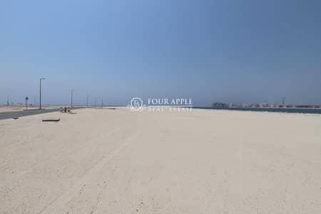 ارض سكنية  للبيع في جميرا، دبي - EXCLUSIVE   READY TO BUILD   FULL SEA VIEW