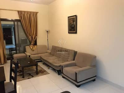 Spacious 1BR for RENT at Elite Residence 6 Sports city Canal view