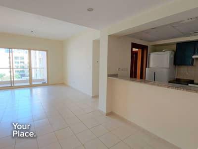 شقة 1 غرفة نوم للبيع في الروضة، دبي - Best Pool View - Vacant - Genuine Pics