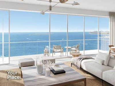 2 Bedroom Apartment for Sale in Jumeirah Beach Residence (JBR), Dubai - Re-Sale - High Floor - Sea View