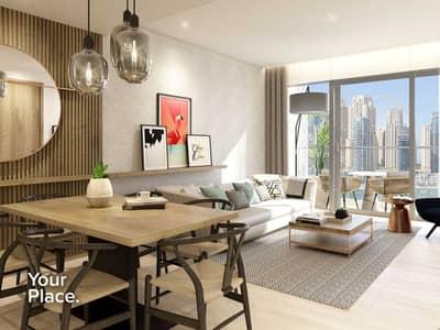 1 Bedroom Flat for Sale in Dubai Marina, Dubai - Re-sale  - Marina Views - Middle floor