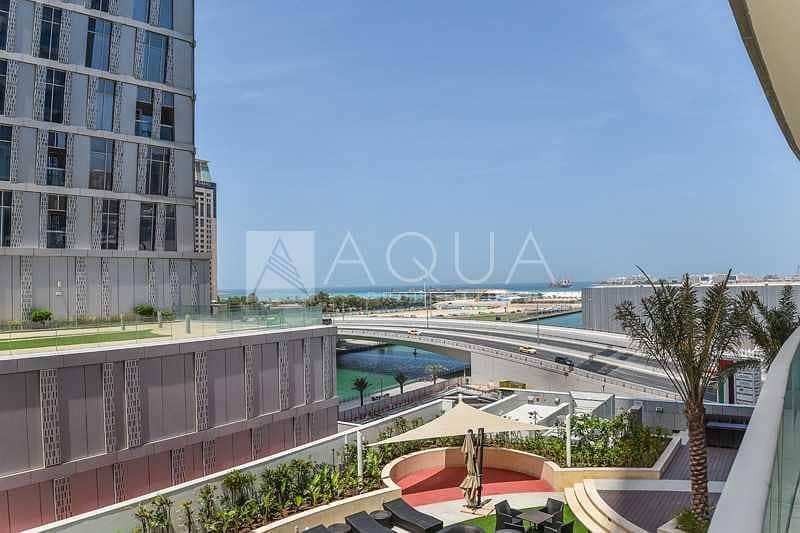 12 Marina and Sea View  | Chiller Free | Balcony