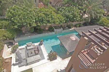 5 Bedroom Villa for Sale in Arabian Ranches, Dubai - Upgraded | Hotel Standard Garden | 5 Beds