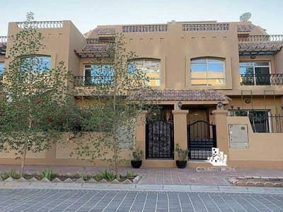 تاون هاوس 3 غرف نوم للايجار في قرية جميرا الدائرية، دبي - Exclusive  Fully Furnished   Huge 3Bed + Maids