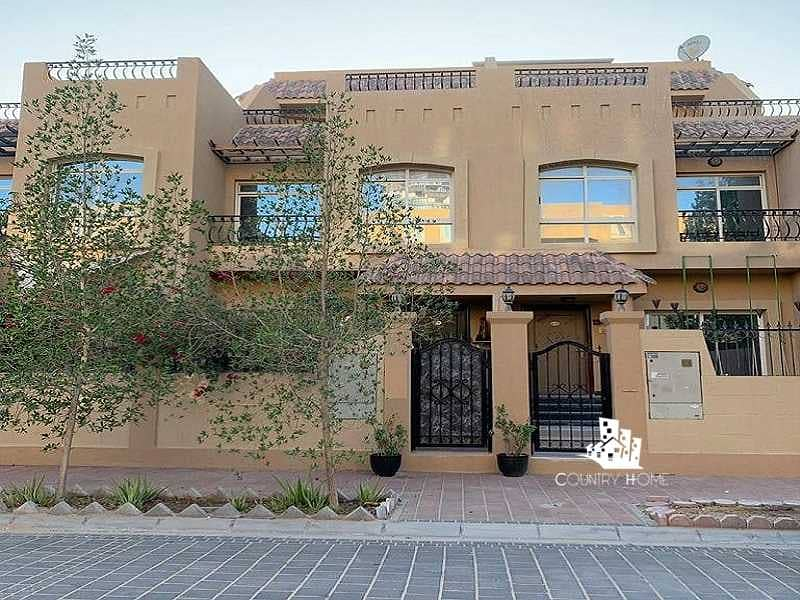 Exclusive |Fully Furnished | Huge 3Bed + Maids