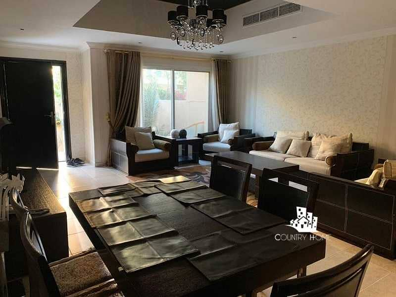 2 Exclusive |Fully Furnished | Huge 3Bed + Maids