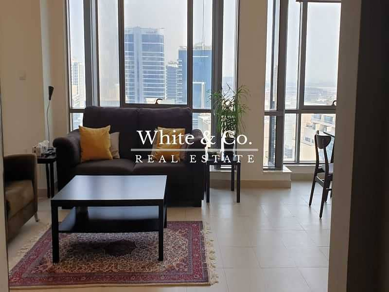 MID FLOOR / VACANT & MOTIVATED SELLER
