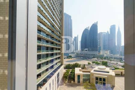 مکتب  للايجار في مركز دبي المالي العالمي، دبي - Semi-fitted office| Burj Daman | DIFC| 34 parking