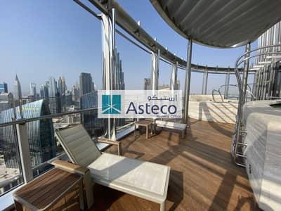 3 Bedroom Flat for Rent in Downtown Dubai, Dubai - SKYLINE VIEW 3BHK+M  UNIQUE LAYOUT