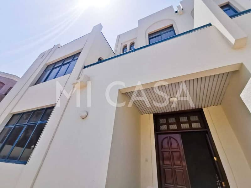 Best Deal | Spacious Villa 6BR W/Maids | Ready To Move-In
