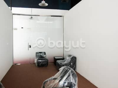 Office for Rent in Al Qusais, Dubai - PAY 10 MONTHS RENT AND GET ONE YEAR TENANCY AND EJARY