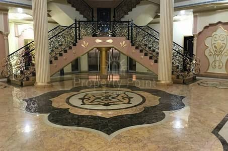 VIP VILLA FOR SALE! 8B+D+M+Security Room with Elevator in Khalifa City A