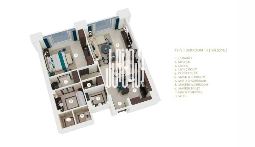2 HOT DEAL | Palace & Sea view |Large Balcony | 0% Commission|