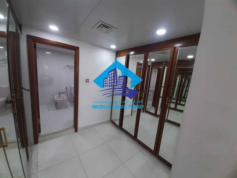 20 Excellent deal in Karama with driver room and elevator