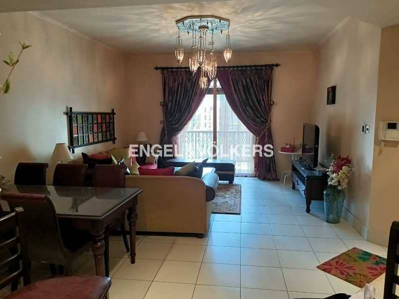 2 Fully Furnished | Burj View | Vacant Now