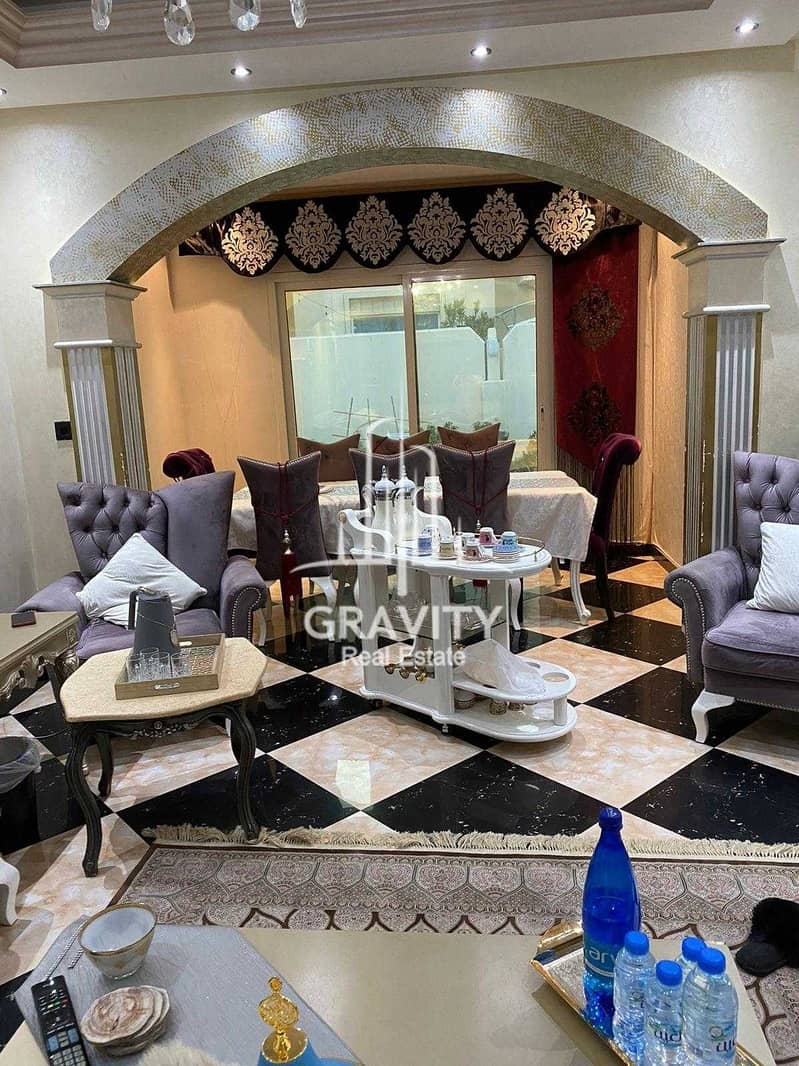 Fully Furnished and Fully Upgraded Marvelous Villa with Private Pool