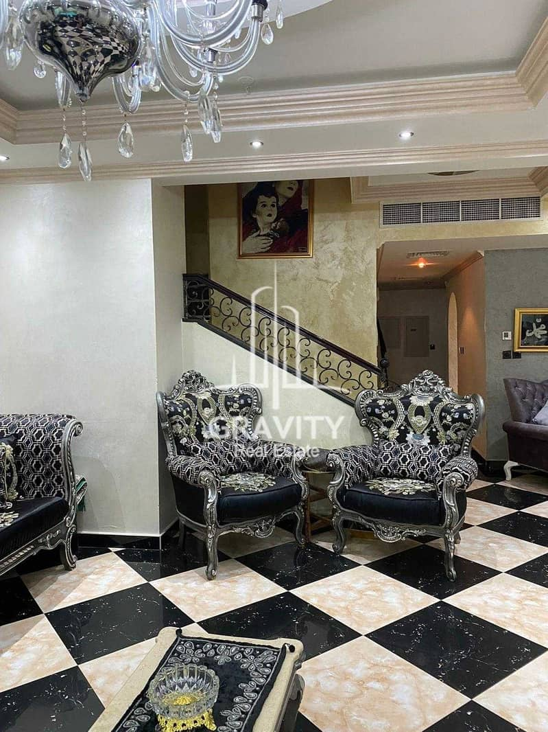 2 Fully Furnished and Fully Upgraded Marvelous Villa with Private Pool