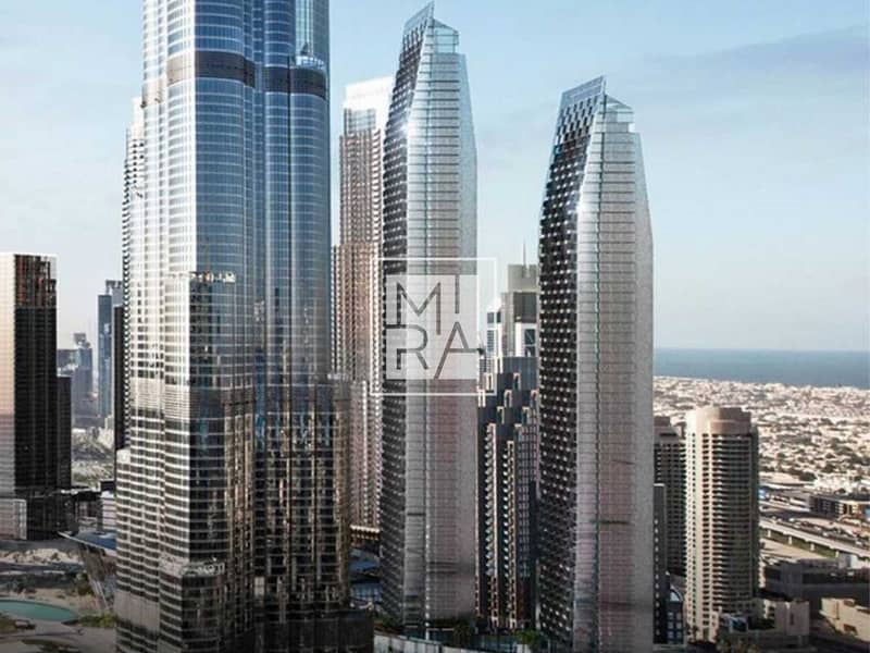2 Finesse Design   Exceptional View of Downtown   Best Deal 1 BR Apartment