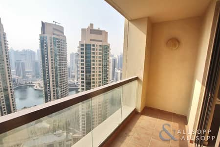 4 Bedroom Apartment for Rent in Jumeirah Beach Residence (JBR), Dubai - Marina View   Huge 4 Bed   Storage Space
