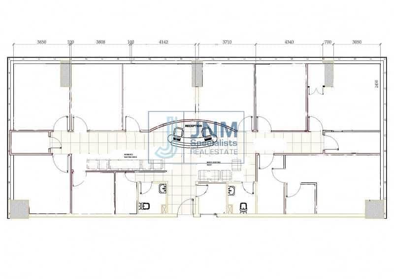 2 Amazing Lake View|10 rooms plus Storage|  Mid Floor