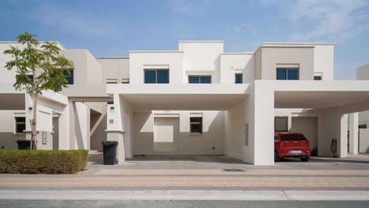 3 Bedroom Townhouse for Sale in Town Square, Dubai - Ready to Move Type 6 Close to Pool and Park