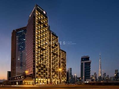 شقة 2 غرفة نوم للبيع في الخليج التجاري، دبي - 2 BED + M | Burj Khalifa & Canal View