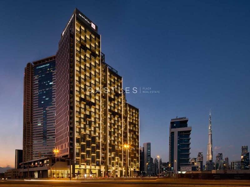 2 BED + M   Burj Khalifa & Canal View