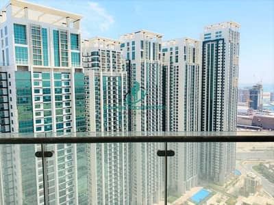 شقة 1 غرفة نوم للايجار في جزيرة الريم، أبوظبي - شقة في برج تالا مارينا سكوير جزيرة الريم 1 غرف 61999 درهم - 5334634